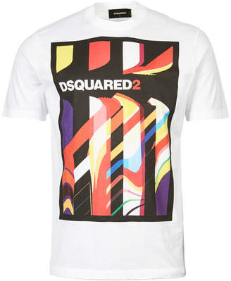 DSQUARED2 T-Shirt - White