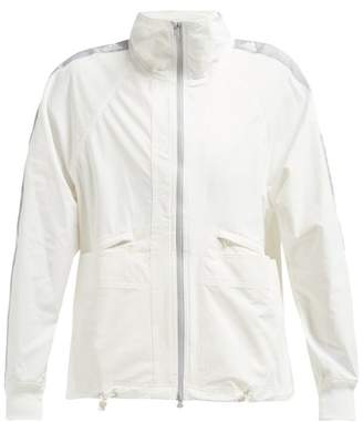 adidas by Stella McCartney Performance Logo Stripe Jacket - Womens - White