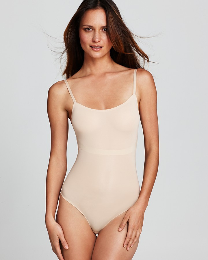 Spanx Thong Bodysuit - Trust Your Thinstincts #1577