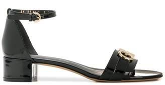 Salvatore Ferragamo Gancini sandals