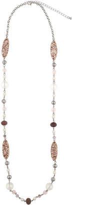 Decree Womens Beaded Necklace