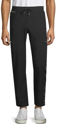 Karl Lagerfeld Men's Drawstring Cargo Pants