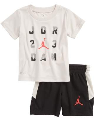 Jordan 23 T-Shirt & Shorts Set