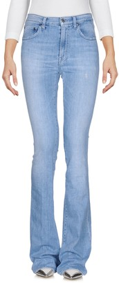 TOMBOY Denim pants - Item 42634626XF