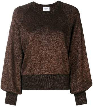 Dondup glitter knit jumper