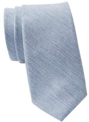 Original Penguin Lindsen Houndstooth Tie