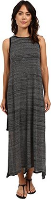 Kensie Women's Mixed Streaky Jersey Midi Dress $18.68 thestylecure.com