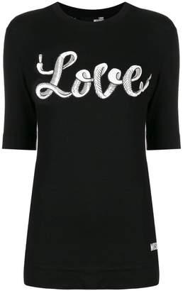 Love Moschino Love T-shirt