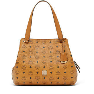 MCM Essential Hobo In Visetos Original