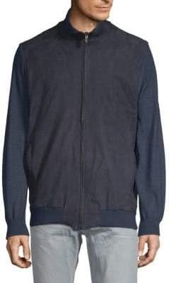 Paul & Shark Full-Zip Knitted Jacket