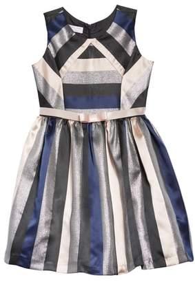 Iris & Ivy Stripe Dress