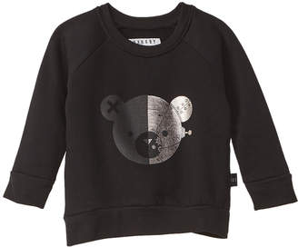Huxbaby Robo Bear Sweatshirt