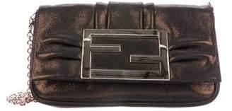 Fendi Mini Metallic Mia Bag