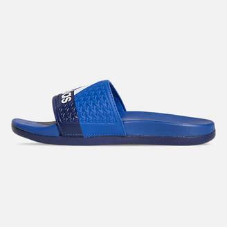 adidas Big Kids' Adilette Comfort Slide Sandals