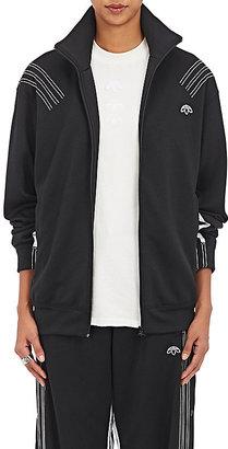 adidas Originals by Alexander Wang Women's Jersey Track Jacket $270 thestylecure.com
