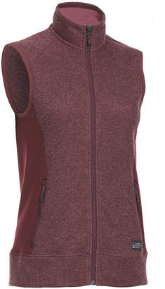 Ems Women's Destination Hybrid Full-Zip Fleece Sweater Vest