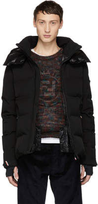 Moncler Black Down Montgetech Jacket