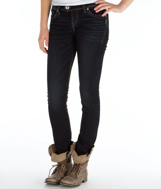 Silver Tuesday Mid-Rise Skinny Stretch Jean $78 thestylecure.com