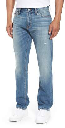 Jean Shop Mick Slim Straight Leg Jeans (Accord)