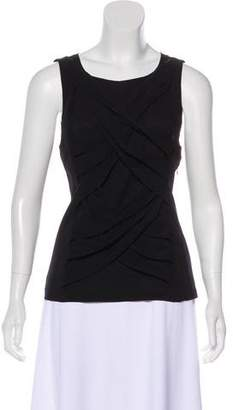 Barbara Bui Sleeveless Silk Top