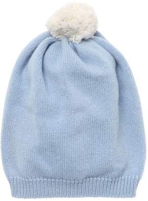 Thom Browne Cashmere Hat W/ Pompom