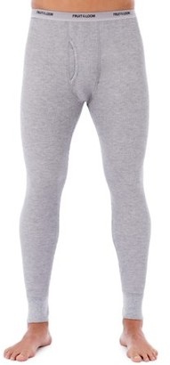 Fruit of the Loom Mens Classic Thermal Underwear Bottom