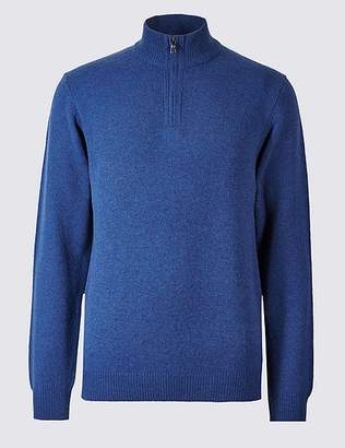 Marks and Spencer Pure Lambswool Jumper