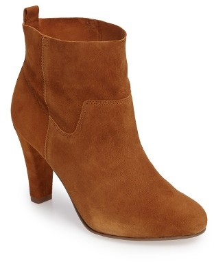 Women's Sole Society Laurel Slightly Slouchy Bootie $99.95 thestylecure.com