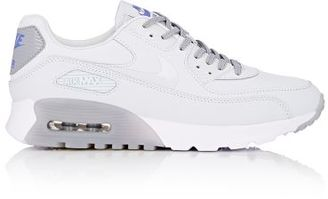 Nike Women's Air Max 90 Ultra Essential Sneakers-LIGHT GREY $115 thestylecure.com