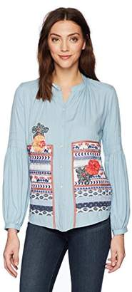 Desigual Women's Angical Shirt