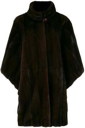 Magrit Liska fur coat