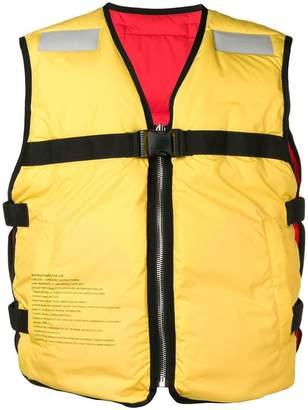 Doublet Life Jacket padded vest