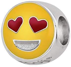 Persona Sterling SilverBlowing Kiss Emoji