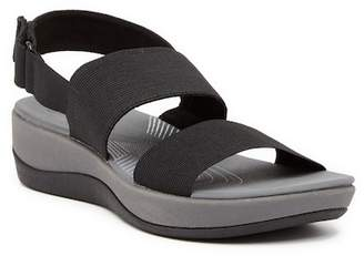 Clarks Arla Jacory Wedge Slingback Sandal