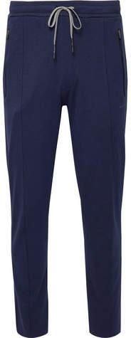 FALKE Ergonomic Sport System Tapered Cotton-Blend Jersey Sweatpants