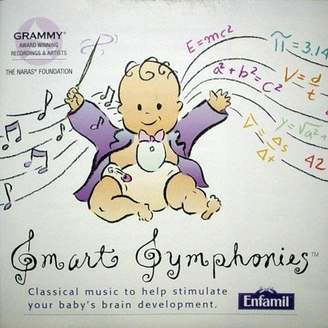 Christian Dior SmartStock Smart Symphonies classic music for baby, music by SMART STOCK