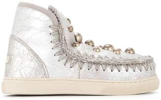 Mou studded snow boots