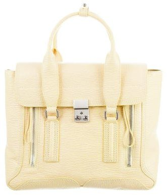 3.1 Phillip Lim 3.1 Phillip Lim Leather Pashli Satchel
