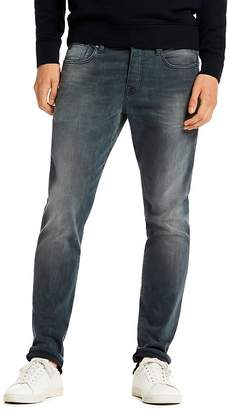 Scotch & Soda Relaxed Fit Jeans in Concrete Bleach