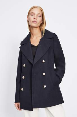 Next Womens Miss Selfridge Military Coat
