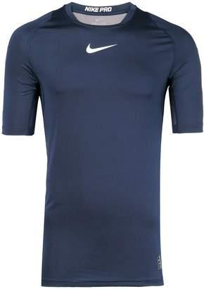 Nike short-sleeved compression top