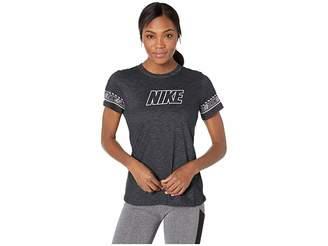 Nike Dry Dri-FIT Cotton Brand Slub Tee