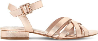 Dune Insley block heel sandals