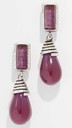 Marc Jacobs Double Drop Earrings