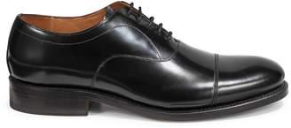 Bostonian Almond-Toe Leather Oxfords
