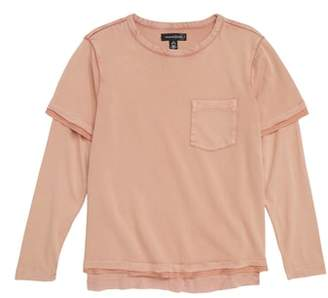 Treasure & Bond Pocket Top