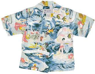 Avanti Toddler Boys Land of Aloha Shirt