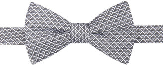 Ryan Seacrest DistinctionTM Men's Irvine Neat Pre-Tied Bow Tie, Only at Macy's $49.50 thestylecure.com
