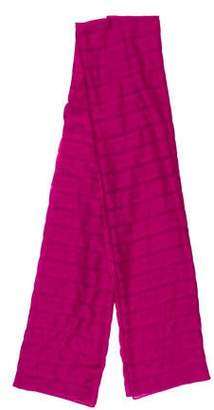 Denis Colomb Woven Knit Shawl