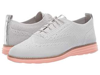 Cole Haan Original Grand Knit Wing Tip Oxford Women's Shoes